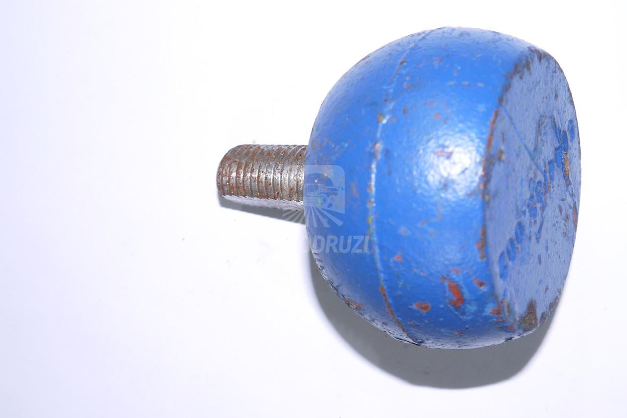 Ролик підтримуючий залізний малий з довгою оською 5644/51-096, 33-002