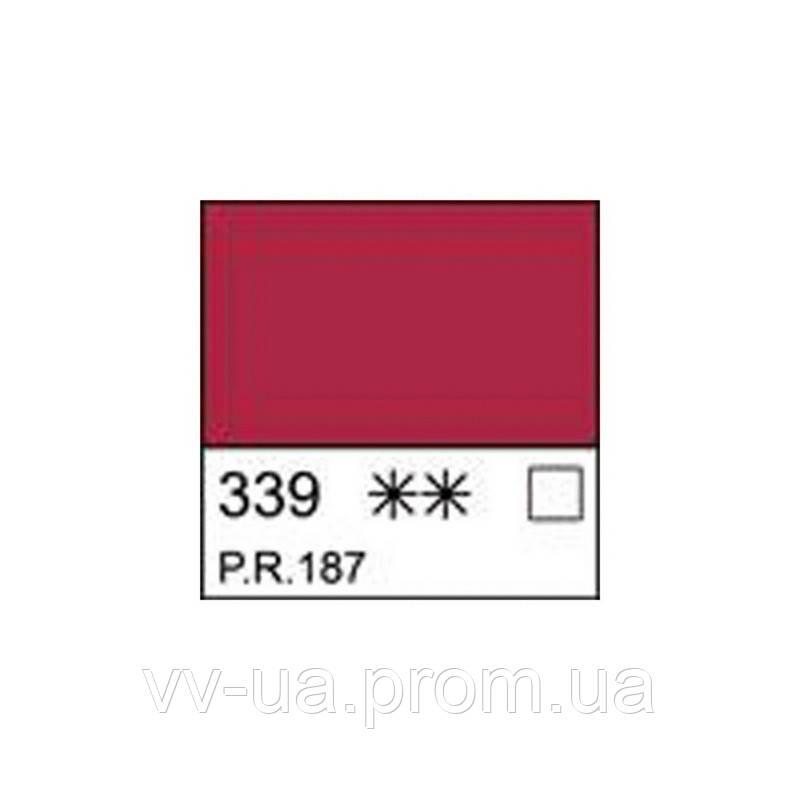 Краска масляная Мастер-Класс, Краплак красный прочный, 46 мл, Невская палитра ЗХК (351723)