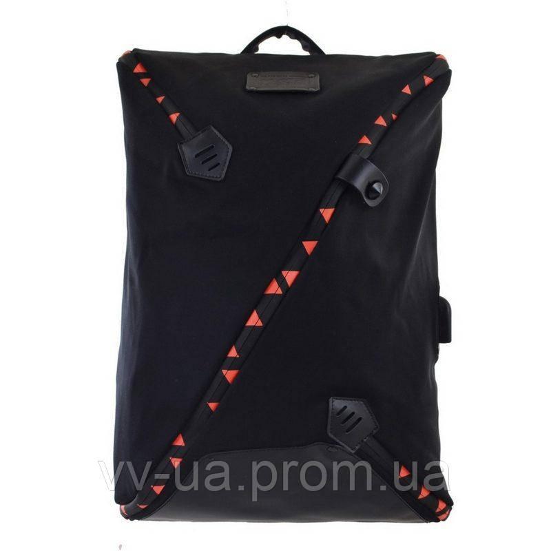 Рюкзак городской Yes GP-01 Orange x-factor, с USB (557206), для мальчиков