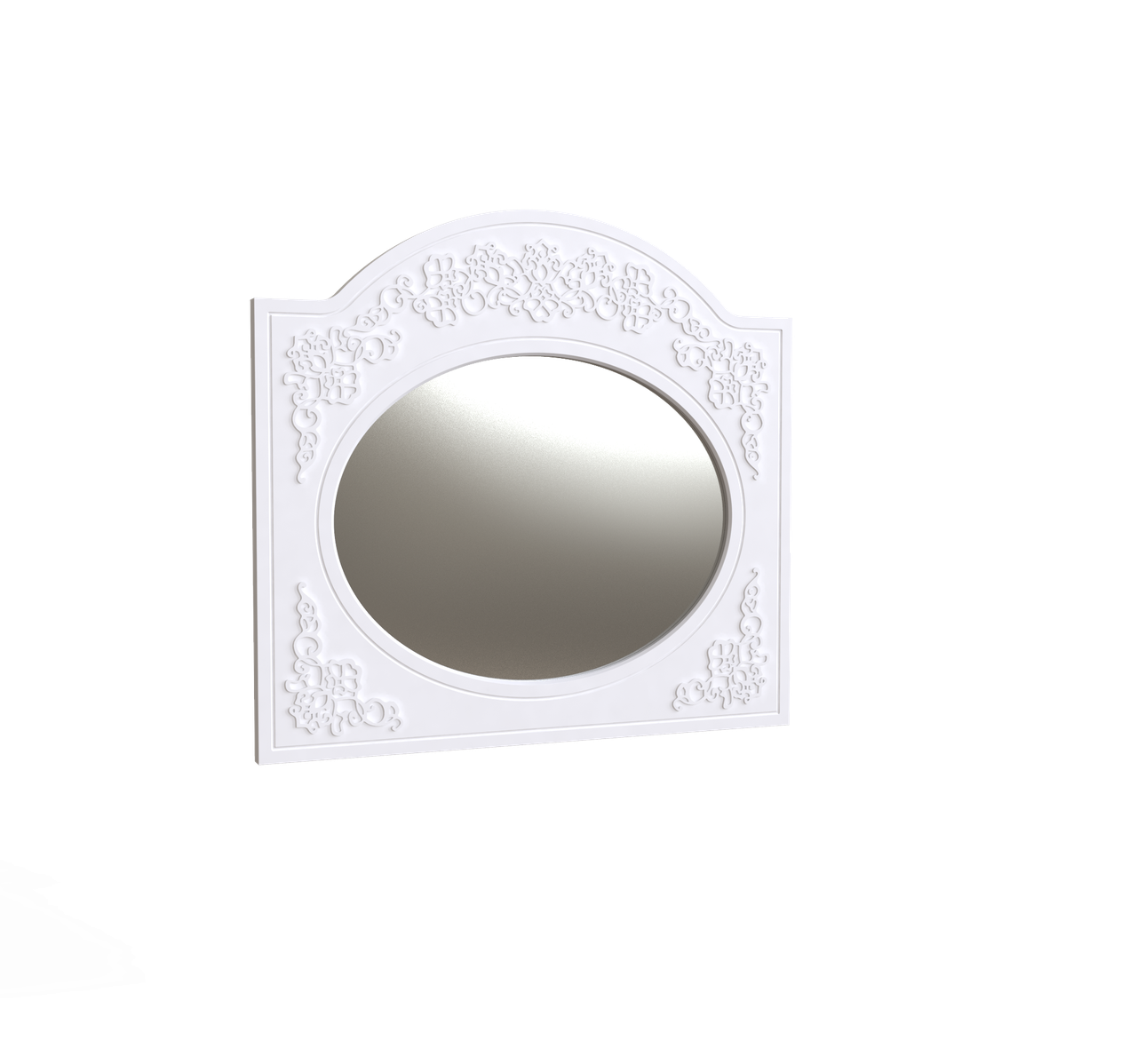 Зеркало овальное Амелие Мебекс