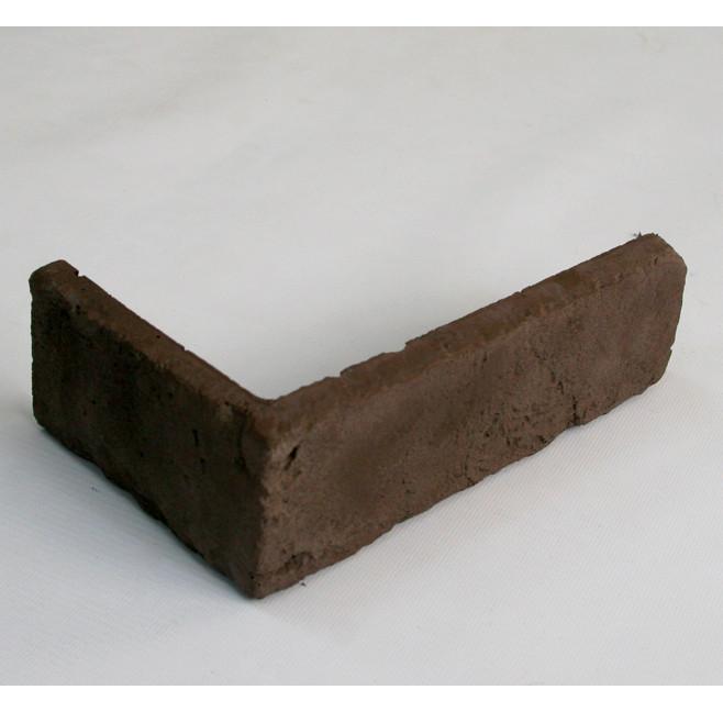 Угловой элемент Клинкер из искусственного камня