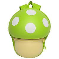 Рюкзак детский Supercute Грибочек, зеленый (SF025 c) (SF025-c)