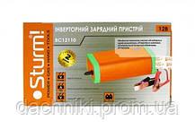 Зарядное устройство Sturm BC12110 (12В, 30-100 Ач), фото 3