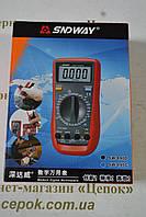 Мультиметр SNDWAY SW-890D