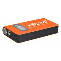Зарядно-пусковое устройство и автономное пусковое устройство Sturm BC1212 (400А , 10000мАч.)