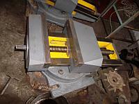 Тиски станочные поворотные 320 mm #1