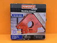 """Магнітний кутник для зварювальних робіт 190x122x24mm """"Powerfix"""" 4732."""
