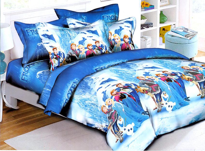 Подростковый комплект постельного белья ТМ TAG Холодное сердце