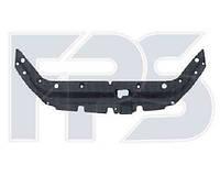 Накладка над радиатором (ПЛАСТМАС.) Toyota RAV4 06-12 (FPS)
