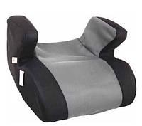 Бустер Milex Sindo для дітей вагою 15-36 кг сірий FP-S20002