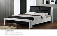 Кровать двуспальная CASSANDRA