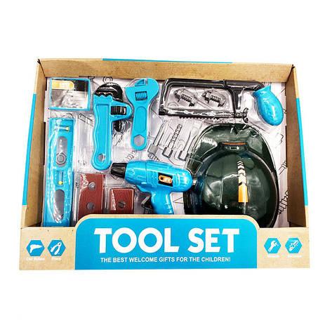 Набор инструментов 6609-1, фото 2