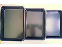 Форма для выпечки набор 3 шт (протвени) (код 04225)