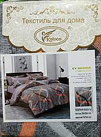 Комплект постельного белья двухспальный Фланель байка Турция (Ф-0028)