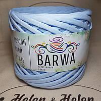 Трикотажная пряжа BARWA. Небесный