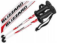 Палки лыжные BLIZZARD Sport Junior 75 см красные 190151-75, фото 1