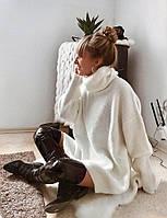 Женский свитер оверсайз, фото 1