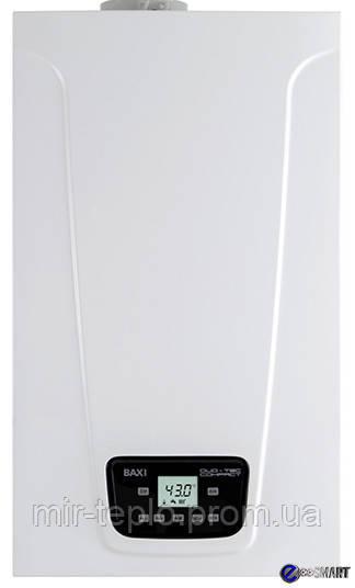 Отопительный котел BAXI LUNA DUO-TEC 1.24+GA  (конденсационыый)