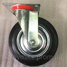 Колесо 200/50-100 мм с поворотным кронштейном