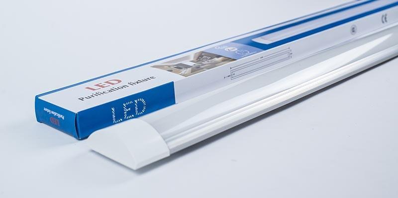 LED світильник DOUBLE-1 36W 1200мм (алюмінієвий корпус)