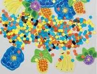 Конфетти Фрукты Цветы 1501-1135