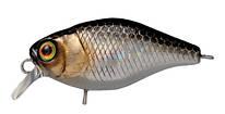 Воблер Jackall Chubby 38мм 4г HL Silver&Black Floating
