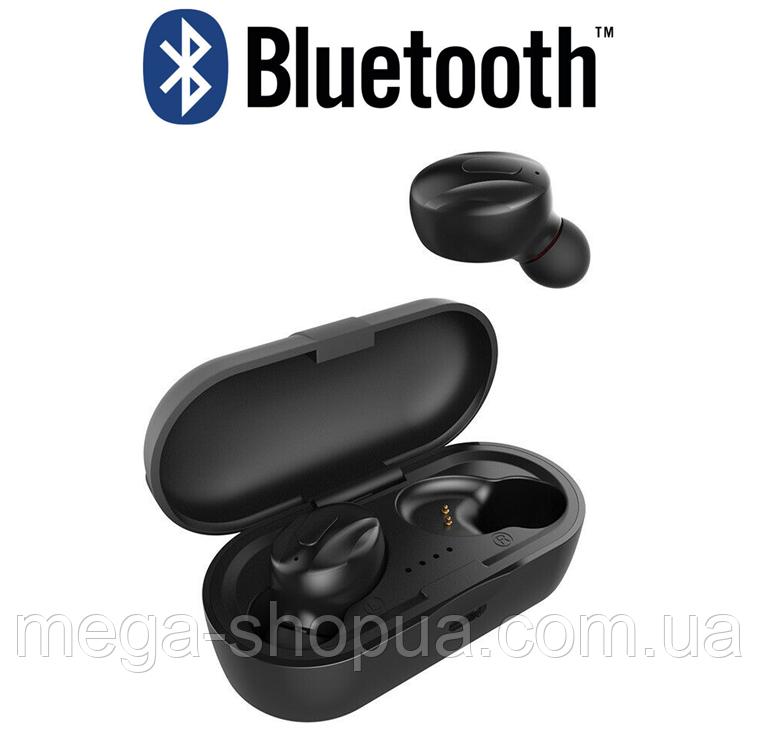 Беспроводные Bluetooth наушники PX-18S TWS. Бездротові вакуумні навушники. Беспроводні блютуз блютус наушники