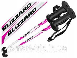 Палиці лижні BLIZZARD Sport Junior 75 см рожеві 828001-75