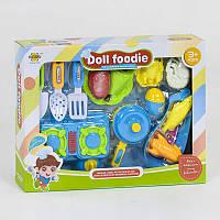 Набор посуды с продуктами и бытовой техникой SKL11-223859
