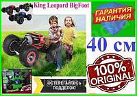 40см Крутая машинка Hyper Leopard King внедорожник  Big Foot Трансформер Перевертыш