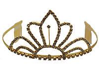 Диадема Принцесса (золото) 250216-405