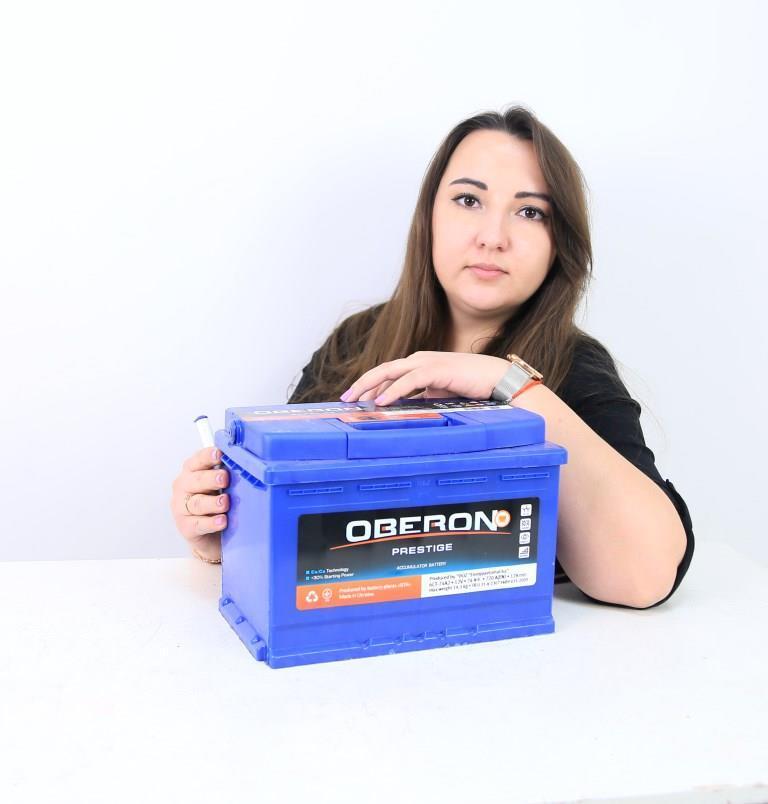 Аккумулятор OBERON 6CT 74Ah Prestige