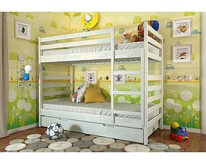 Двухъярусная детская кровать Рио ТМ Arbor Drev