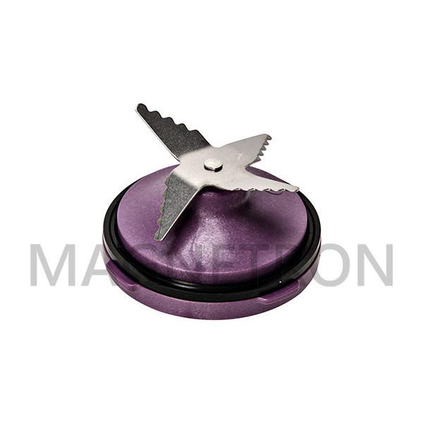Нож блендерной чаши 1200ml для кухонного комбайна Philips CP9087/01 996510074787 (996510059182)