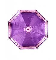 Зонт женский фиолетовый Susino