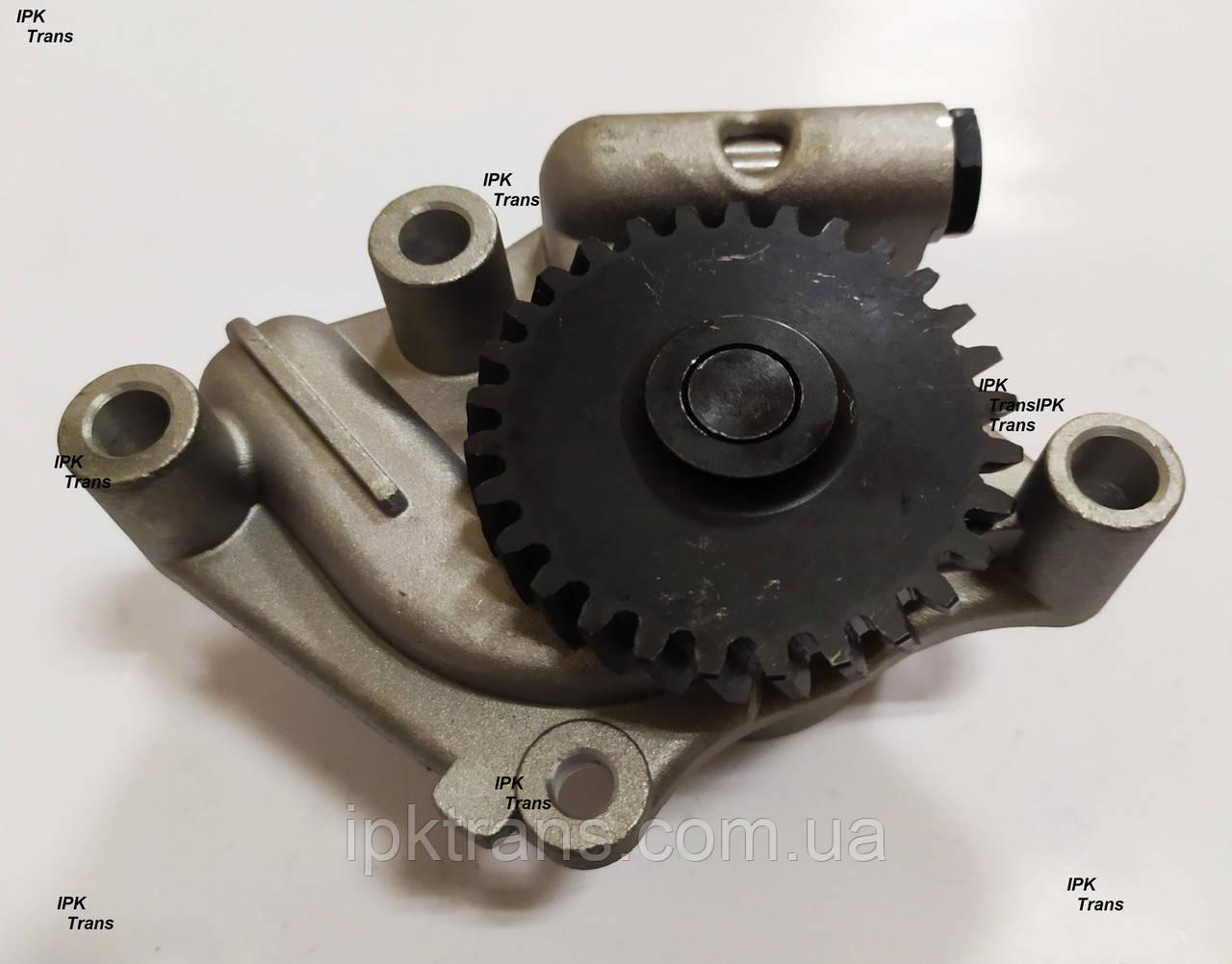 Насос масляный двигателя KOMATSU 4D98E (1638 грн)  YM12990032001, 129900-32001