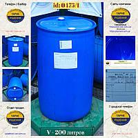 0475/1: Бочка (200 л. б/у пластикова ✦ Белсил
