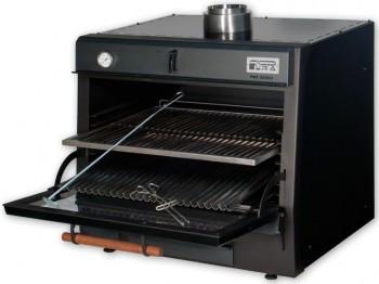 Печь угольная PIRA-90 LUX BLACK