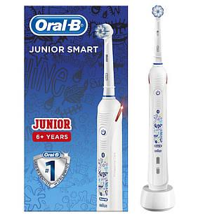 Електрична зубна щітка дитячаBraun Oral-B Junior Smart Sensi Ultrathin