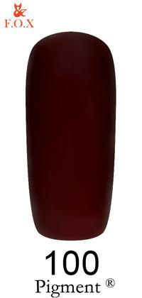 Гель-лак F.O.X Pigment 100, 6мл