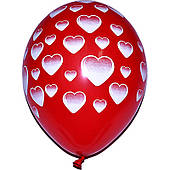 """Воздушный шар Сердца """"14 1103-0836"""