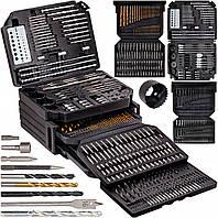 Набор инструментов сверла 300 елементов