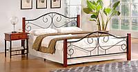 Кровать двуспальная VIOLETTA
