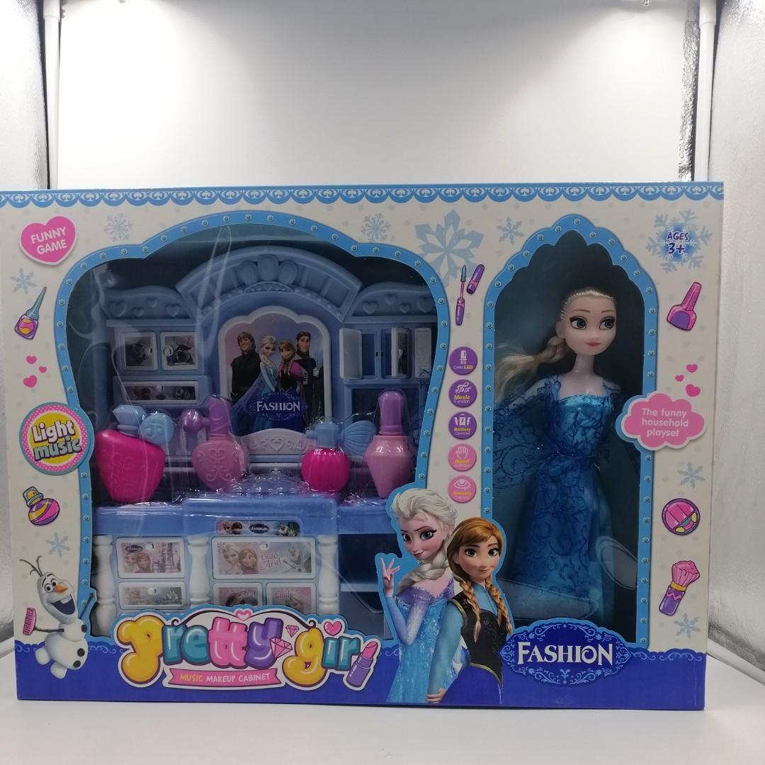Игрушка Кукла Эльза