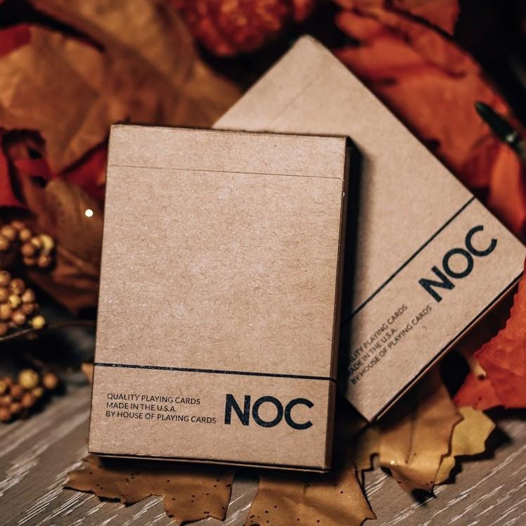 Карты игральные | NOC on Woods / NOC Brown