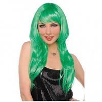 Парик длинный Amscan (зеленый) 1501-3278