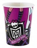Стаканы Monster High 8 шт 1502-3120