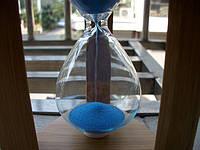 Песочные часы  Синий песок 10 минут