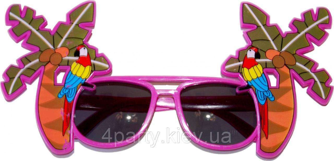 Очки Попугай (цветные) 250216-180
