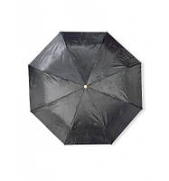Зонт механика черный Susino